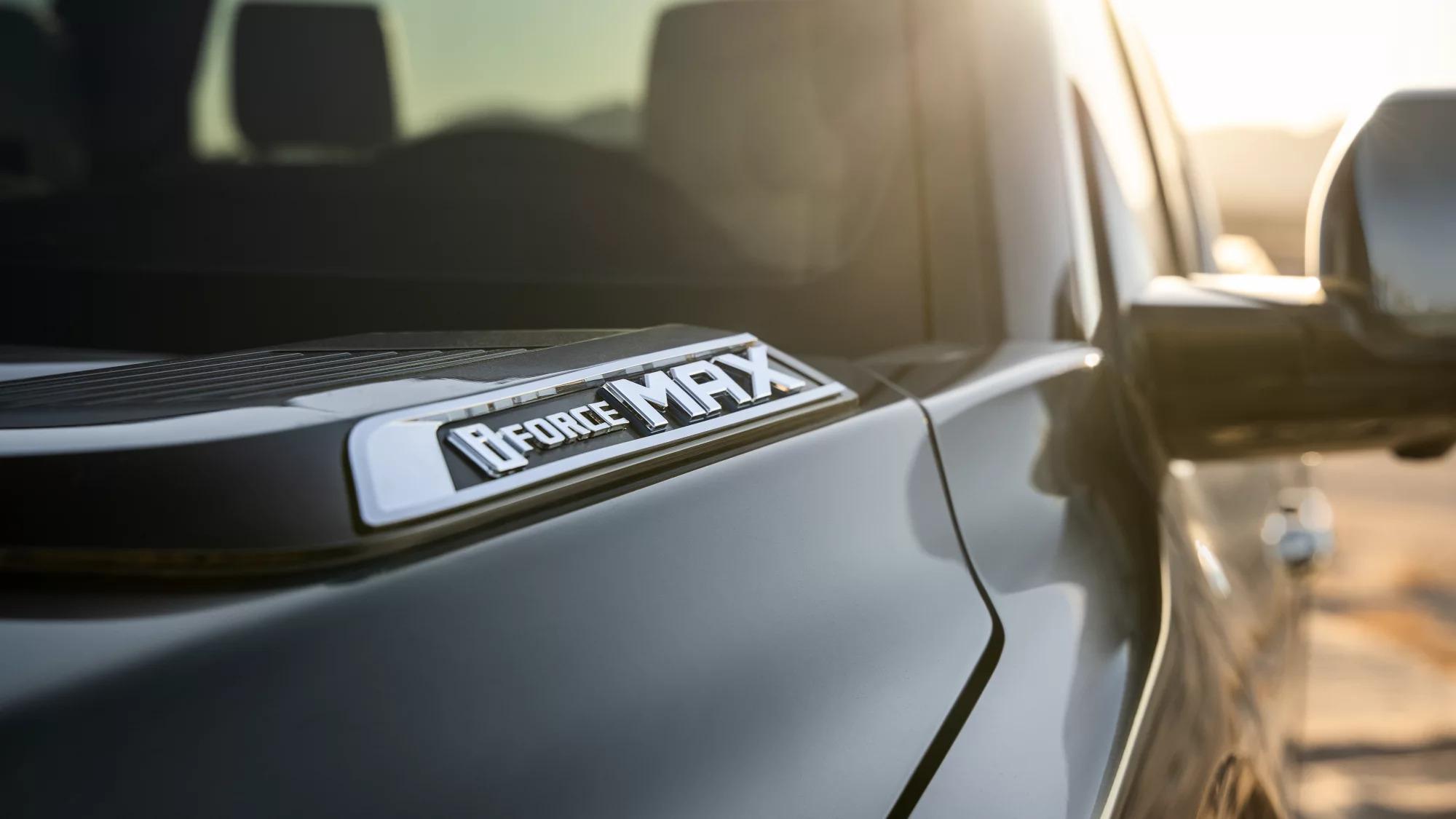 2022 Toyota Tundra i-FORCE MAX engine