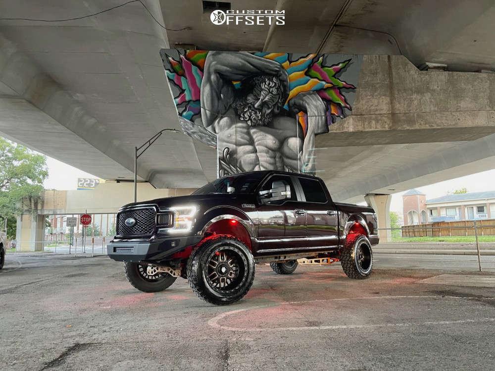 2018 ford f150 ballistic wheels
