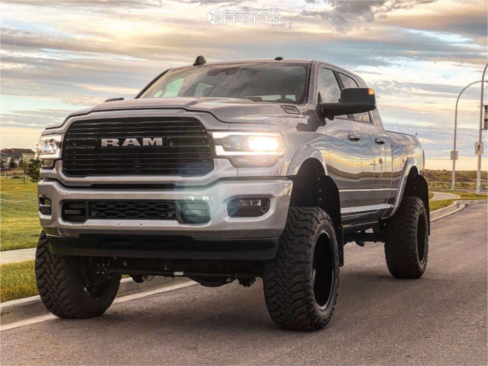 2020 ram 3500 american force wheels