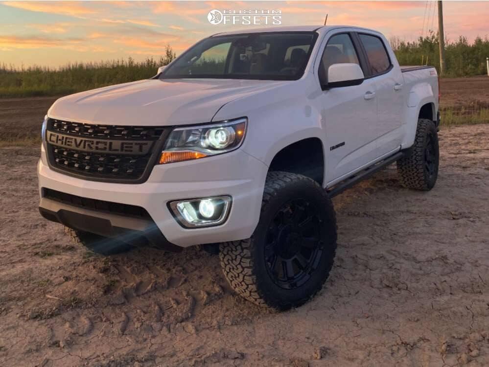 2020 Chevrolet Colorado Aggressive > 1