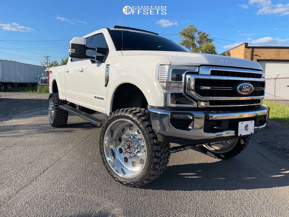 2020 ford f250 super duty American force show wheels