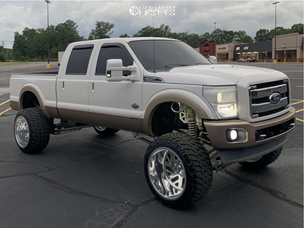 2013 ford f250 super duty specialty forged show wheels