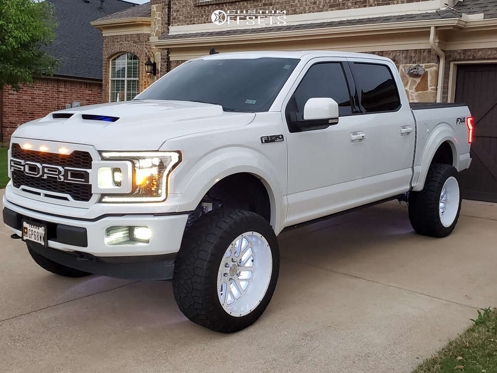 2019 ford f150 axe offroad wheels nitto ridge grapplers