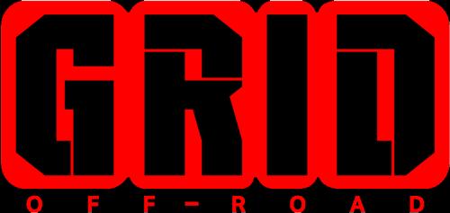 Grid off-road wheels logo