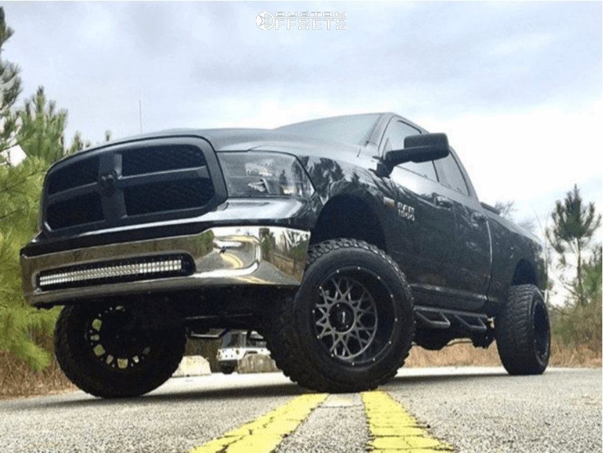 Lifted 2WD