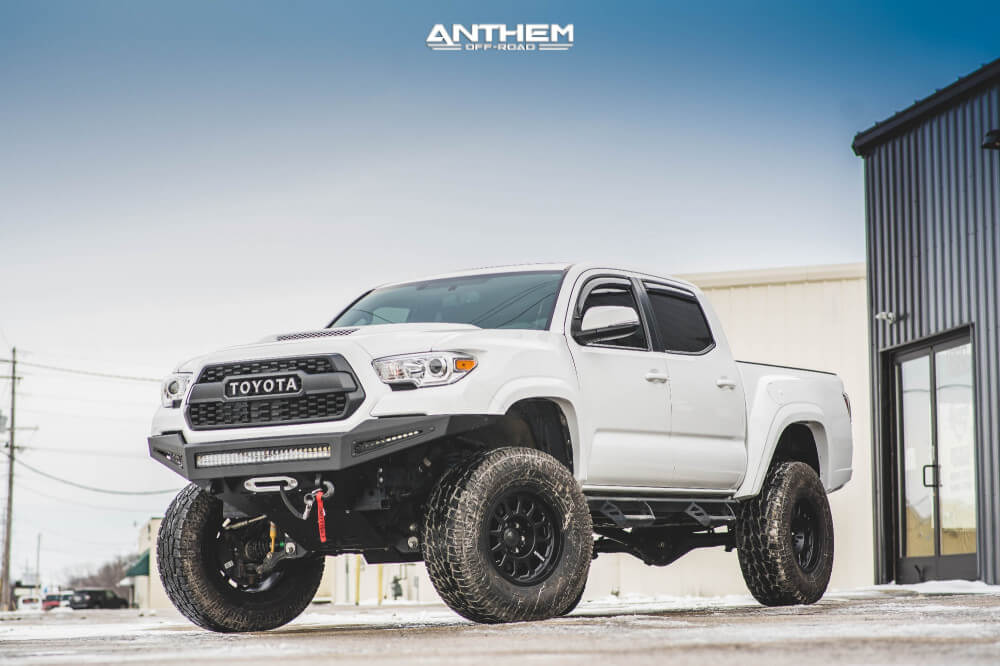 Toyota Tacoma with 6-inch Lift