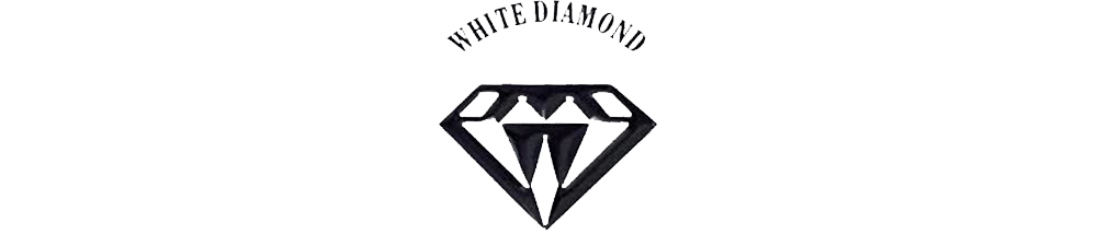 White Diamond Wheels Logo