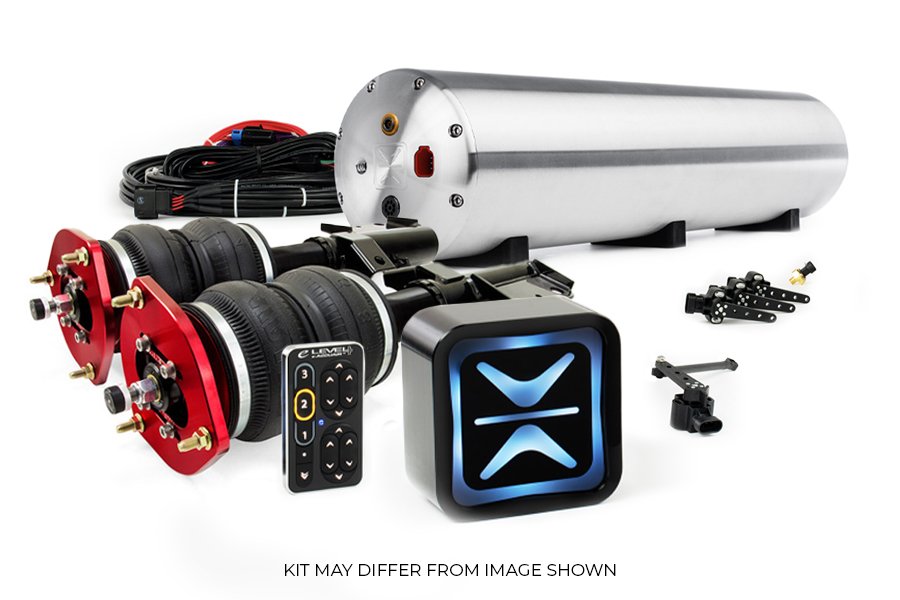 Air Suspension Kits AccuAir e-Level+ & Endo CVT Air Suspension Kit